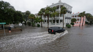 Flood Protection Charleston Battery