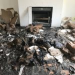 Arson Cleanup in Charleston Construction